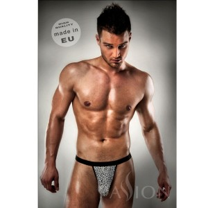 TANGA LEOPARDO 013 BY PASSION MEN LINGERIE L/XL