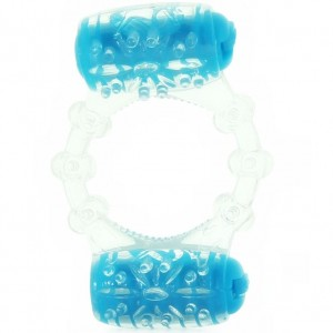 SCREAMING O COLOR POP TWO-O ANILLO AZUL