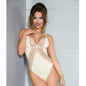 CASMIR CONNIE BODY COLOR CREMA TALLA S/M