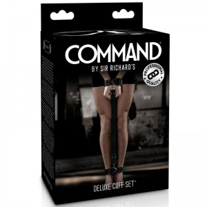 SIR RICHARDS COMMAND SET DE ESPOSAS DELUXE
