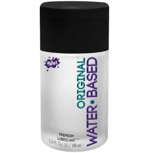 WET ORIGINAL LUBRICANTE BASE DE AGUA 148ML