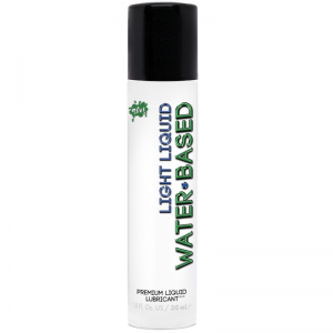 WET LIGHT LUBRICANTE BASE AGUA LIGERO 30 ML