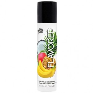 WET FLAVORED LUBRICANTE EXPLOSION TROPICAL 30 ML
