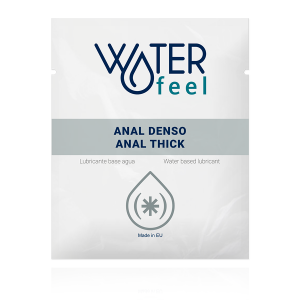 WATERFEEL LUBRICANTE ANAL 4ML EN IT NL FR DE