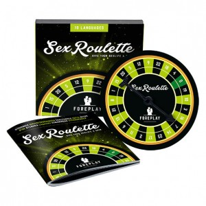 SEX ROULETTE FOREPLAY (NL-DE-EN-FR-ES-IT-PL-RU-SE-NO)